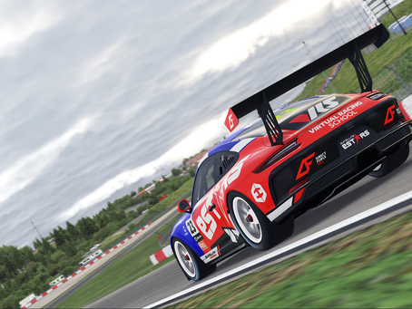 Majors Garage scouting for talent for new reality TV-style sim racing show