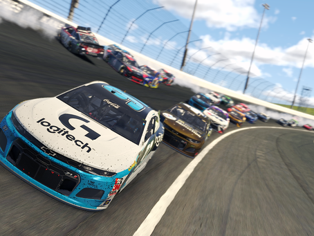 Tale of Two Races: William Byron eSports leads team standings after wild race at Kansas