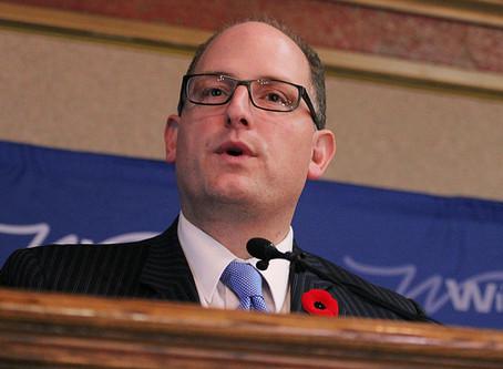 Drew Dilkens elected new mayor of Windsor