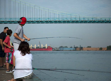 Kids and Cops fishing derby reels in local youth