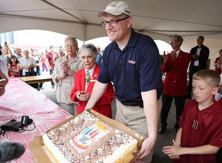 City of Windsor celebrates 123rd birthday