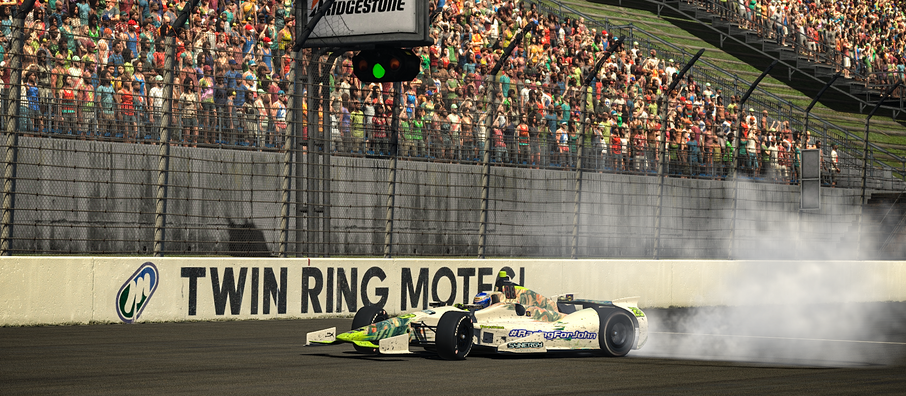 Moll rolls strategy dice, wins at Twin Ring Motegi