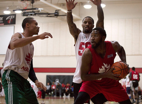 NBL Canada Draft Combine off to good start