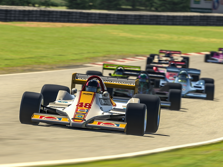 Morgan wins strategy-based thriller at Canadian Tire Motorsport Park