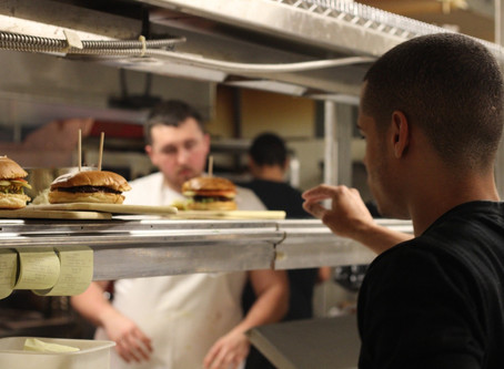 Burgers are back, in popular demand as fast-food sales drop