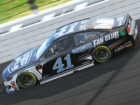 Duval competes in 100th career eNASCAR Coca-Cola iRacing Series race
