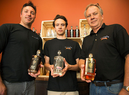 New craft distillery set to open its doors to the public