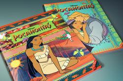 Pocahontas - linea quaderni