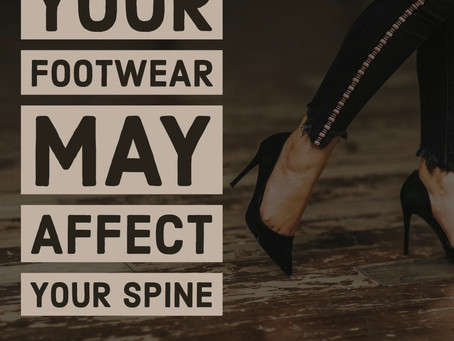 Footwear and Low Back Pain: What's the connection ?