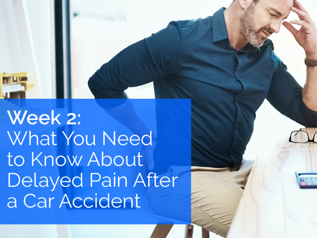 What You Need to Know About Delayed Pain After a Car Accident