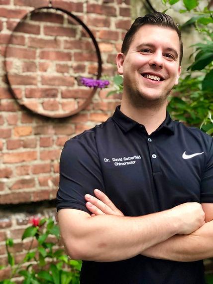 Dr. David Satterfield, Chiropractor