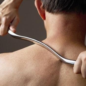 Chiropractor Park Slope, Brooklyn Graston Technqiue Shoulder Treatment