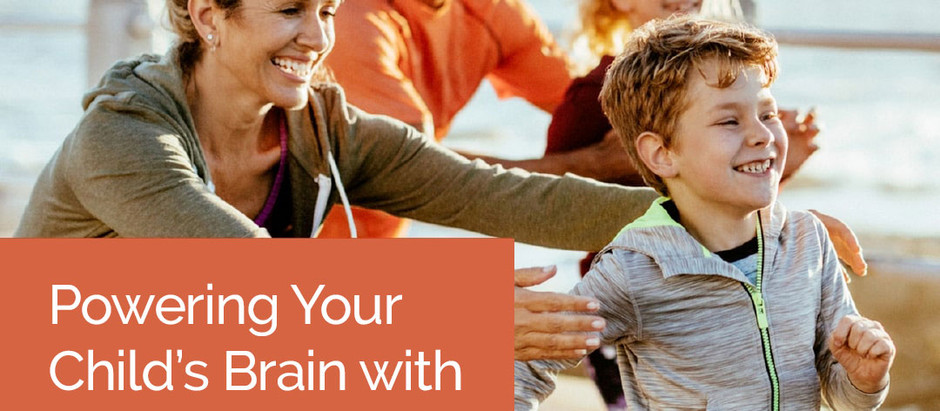 Powering Your Child's Brain with Movement