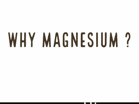 Magnesium Deficiency and Your Pain
