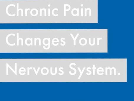 Chronic Pain, Your Nervous System, And Chiropractic