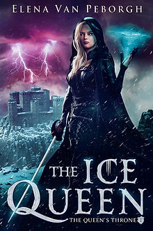 The Ice Queen by Elena Van Peborgh