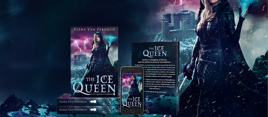 The background behind The Ice Queen