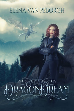 Dragon Dream by Elena Van Peborgh