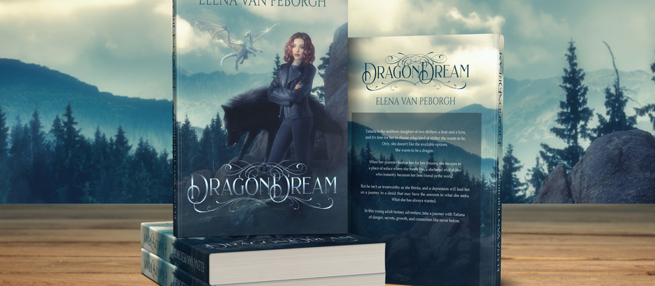 The background behind Dragon Dream