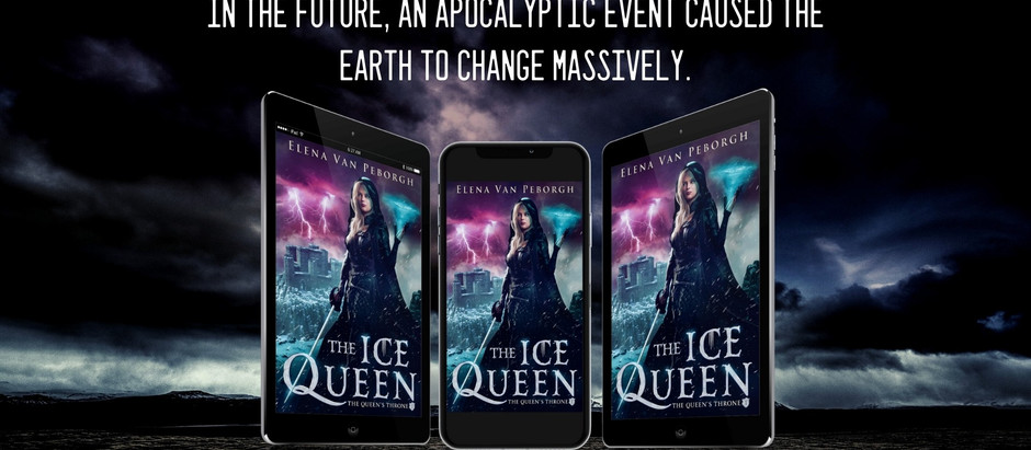 The Ice Queen is out now