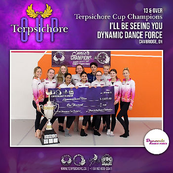 I'll Be Seeing You from Dynamic Dance Force, Cambridge, ON