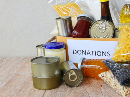 10 Things to Keep in Mind Before Donating to Your Local Food Pantry
