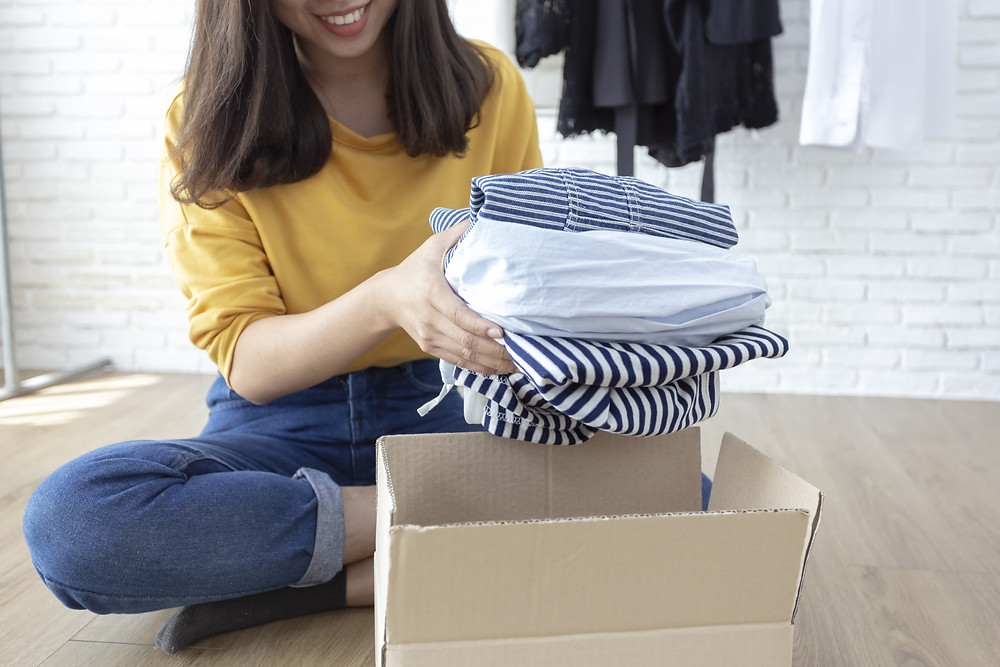 5 Low (or No) Contact Ways to Donate or Get Rid of Your Old Stuff