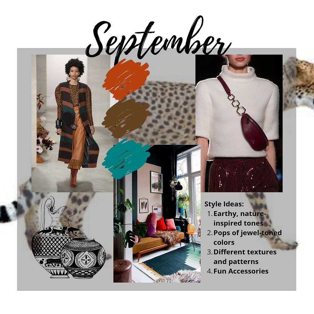 September Mood Board