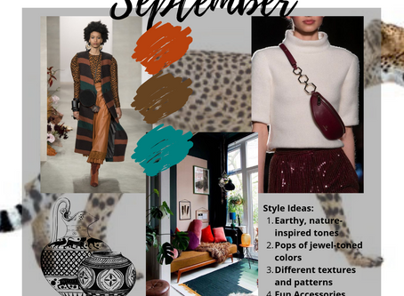 New at the Shop #2: It's September Y'all!