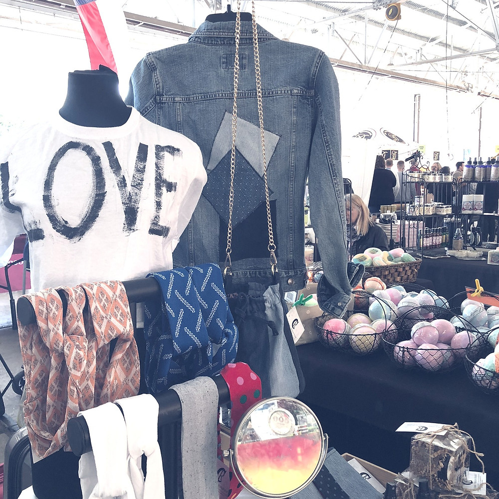 Patchwork Denim, Tees and Other Created Things