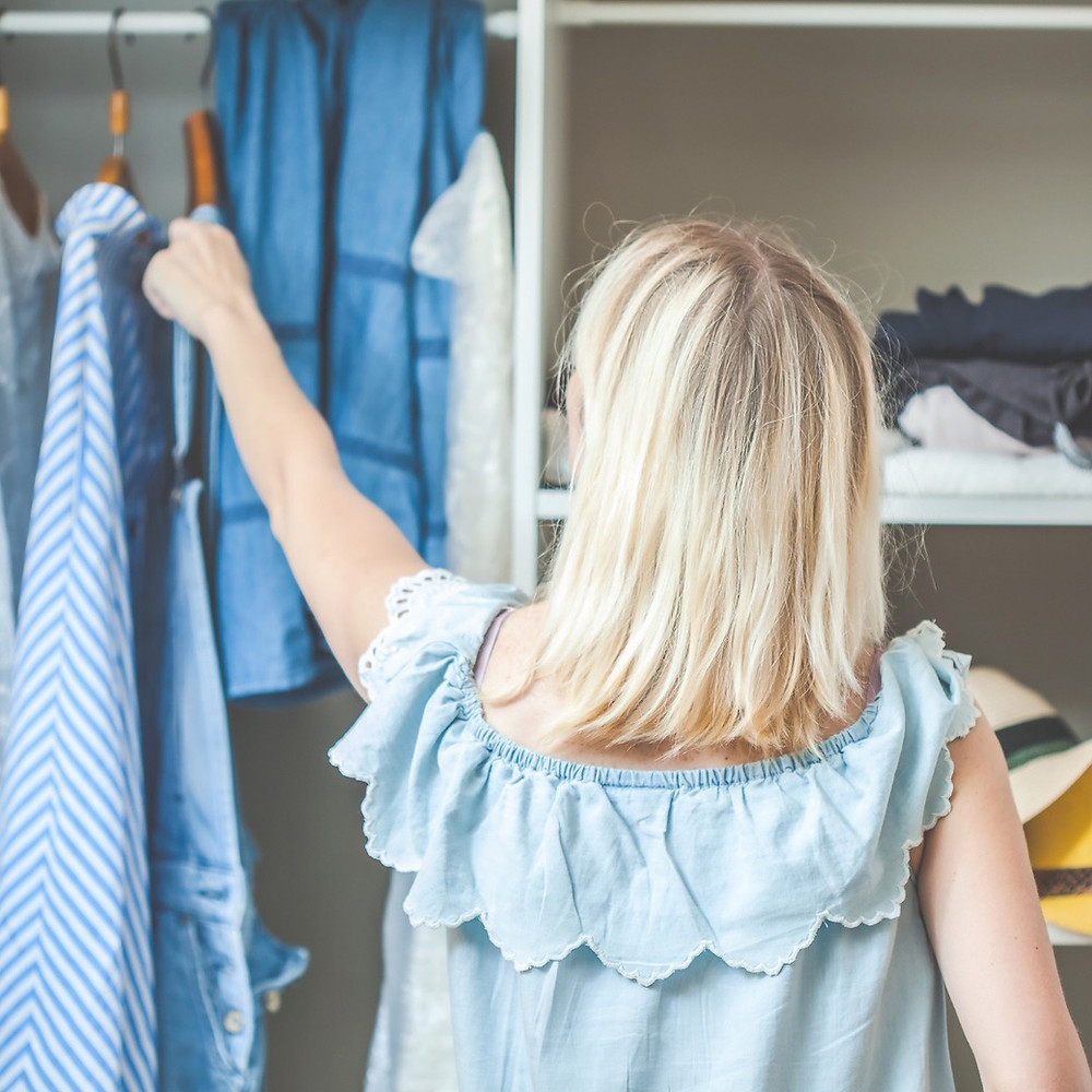 Have too much stuff? Here's a simple way to clean out your closets this fall (for real).