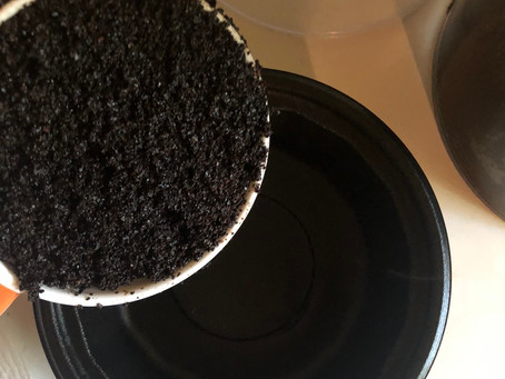 DIY Coffee Scrub Mask from Used Coffee Grounds. Is Being This Sustainable Really Worth It?