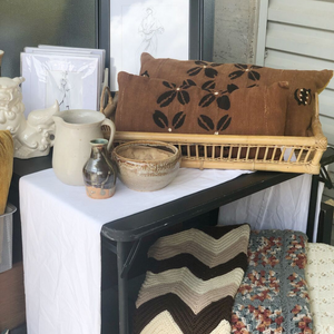 Throw Pillows, Art and Vintage Goodness