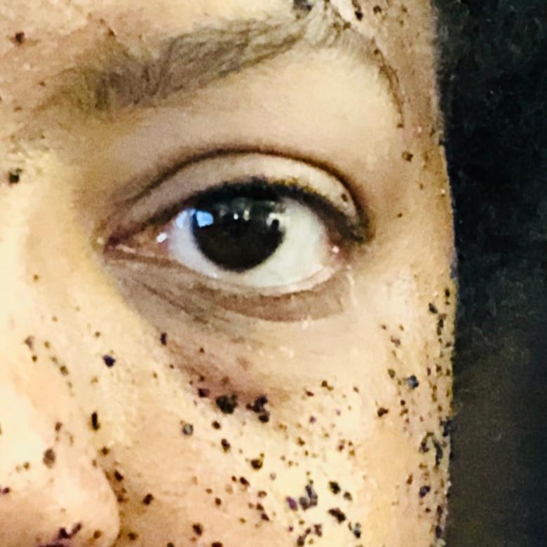 DIY Coffee Scrub Mask from Used Coffee Grounds