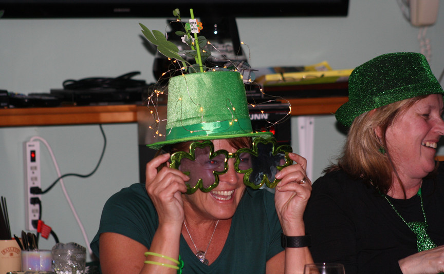 Not only a center piece, a hat too!