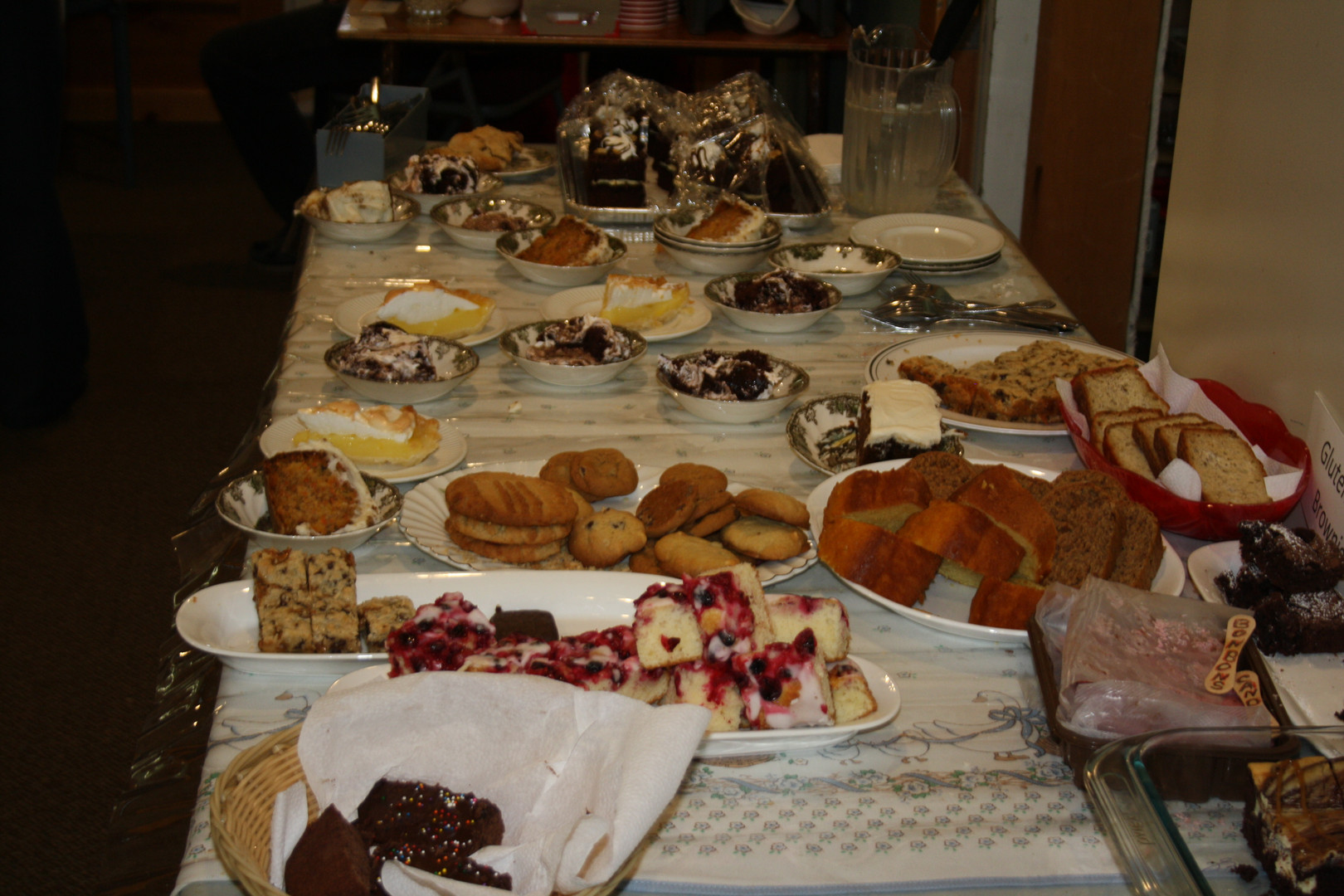 Yummm All Day Dessert Buffet