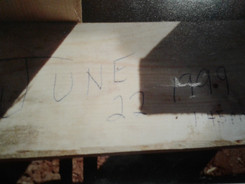 The first board: June 22 1999 1:45pm