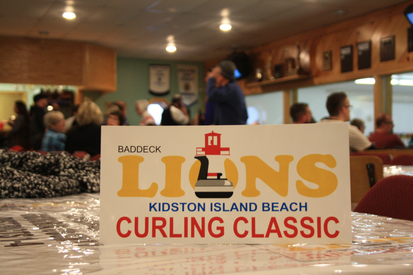 Great day for a curling classic!