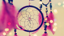 Learn about dream-catchers, gems and symbols with Danny Bennet