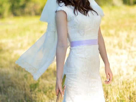 Bridal Photography: Salt Lake City, Utah