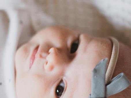 Newborn Photography: Calgary, Alberta