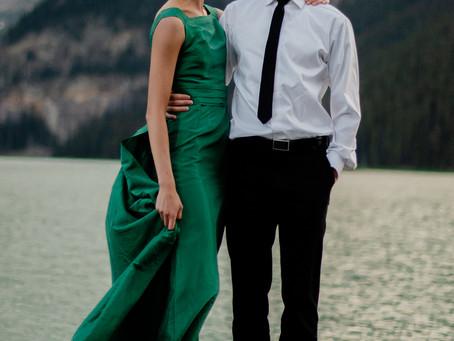 "Wedding Phototgraphy: Elopement at Lake Louise, Banff- Part 1  ""The Wedding"""
