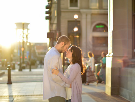 Engagement Photography: Salt Lake City, Utah
