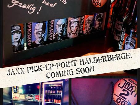 JaxX Pick-up-Point Halderberge