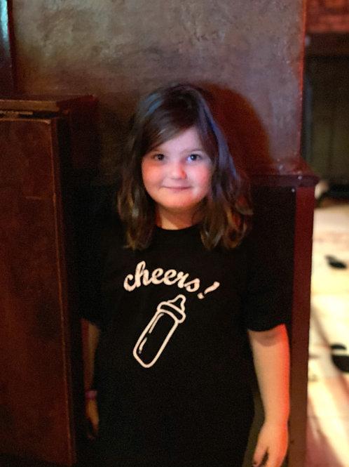 Cheers! Kids-shirt
