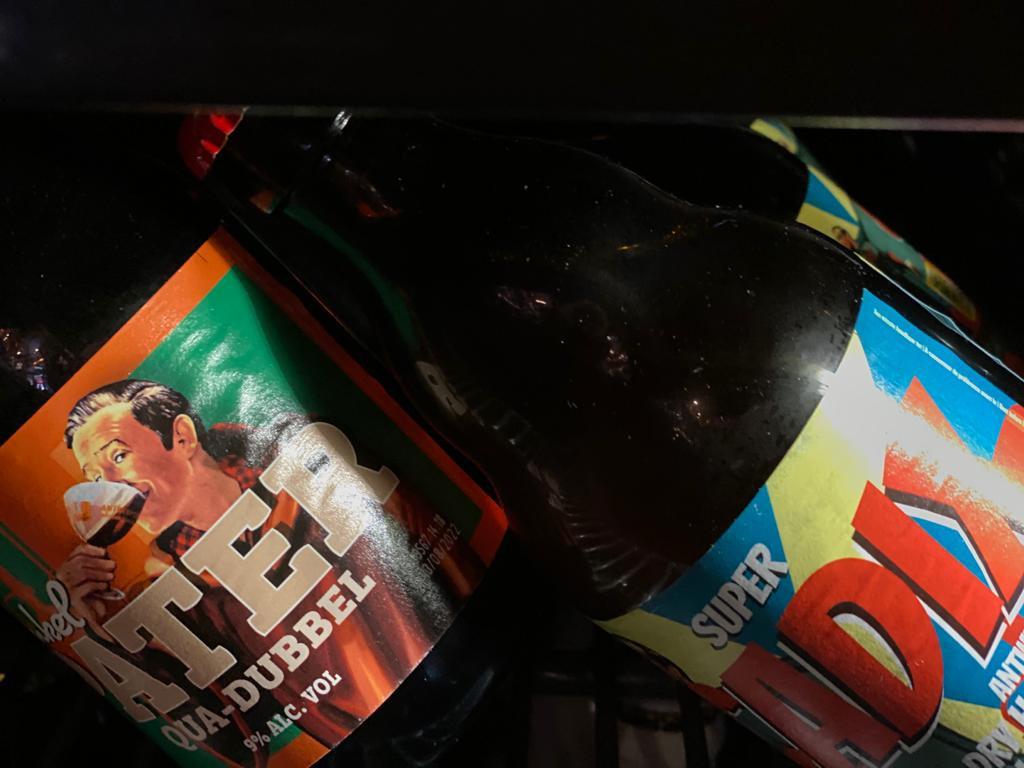 Bierpakket Donker Mix