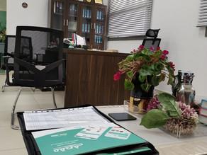 تفعيل تطبيق مقصفي في ثانوية العنود بنت عبدالعزيز