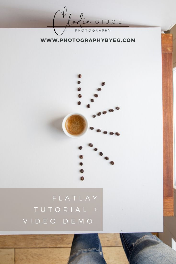 Flatlay tutorial and video demo