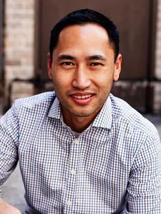 Relaxed Business Headshot Photographer Cambridge
