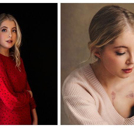 Eliza's Portrait Session